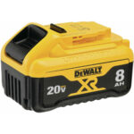 Dewalt 20V 8.0 ah and Compact 4.0 ah Battery