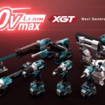 New Info On Makita's New 40V Line – 2 Batteries and 10 New Power Tools