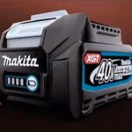New Battery Platform Makita XGT 40V Max & 10 New 40V Tools