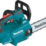 "Makita XCU08Z 18v X2 36v Top Handle Brushless 14"" Chainsaw"