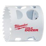 Milwaukee Updates Hole Dozer Hole Saw Slot Form