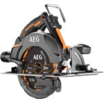 AEG 18V 184MM (7-1/4″) Brushless Deep Cut Circular Saw BKS18BR-0