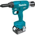 2 New Makita 18V Rivet Tools 3/16″ XVR01 & 1/4″ XVR02 Cordless Rivet Guns