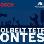 Bosch 'Tool Belt Tetris' Contest to Award 340 Winners  BLAZE Laser Measuring Kits