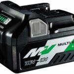 Metabo HPT 371751M 36V 18V Multivolt 2.5 ah / 5.0 ah Battery