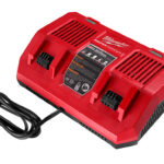 Milwaukee M18 Dual Bay Simultaneous Rapid Charger 48-59-1802