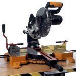 WORX WX845 20V Cordless Sliding Miter Saw
