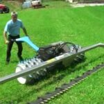 Brielmaier Lawn Mowers – Giant Push Mowers For Hills