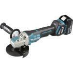 Makita Joins X-Lock With New 18V Brushless Angle Grinder DGA519ZX1 DGA519RTJ1