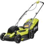 Ryobi 18V 13″ Inch Push Lawn Mower P1140 P1140-S