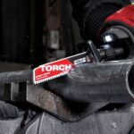 Milwaukee The TORCH with Nitrus Carbide Reciprocating Saw Blades for Cast Iron