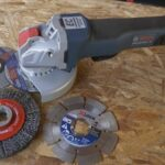 Bosch X-Lock Angle Grinder Mount & GWX18V-50PC GWX18V-50PCN Honest Review