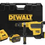 Dewalt Flexvolt 60V 1-3/4″ SDS MAX Combination Rotary Hammer DCH614