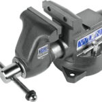 Wilton Expands Tradesman XC Vise Line With 2 New 4-1/2″ & 5-1/2″ Models
