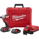 Deal – Milwaukee M18 Brushless Impact Driver Kit 2750-22CT $99.99