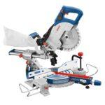 Bosch GCM18V-08N 18V 8-1/2″ Single Bevel Slide Miter Saw