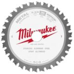 New Milwaukee Metal Cutting Circular Saw Blades Claim To Deliver Fastest Cuts and Longest Life