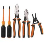 Klein Tools 5 Piece Insulated Tool Kit 94130
