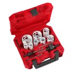 EXPIRED Deal – Milwaukee 14 Pc Hole Dozer Bi-Metal Hole Saw Set $39.98
