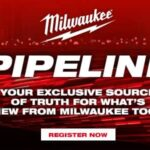 Milwaukee Opens Up 2020 NPS Event To The Public – Register To Enter The Milwaukee Pipeline Event