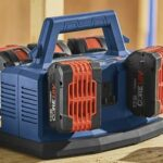 Bosch GAL18V6-80 18V Six Bay Sequential Charger