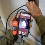 Klein Tools Borescope for AndroidDevices ET16