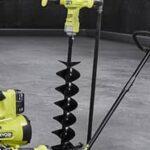 Ryobi 18V Brushless Dirt Auger – USA Model Spotted
