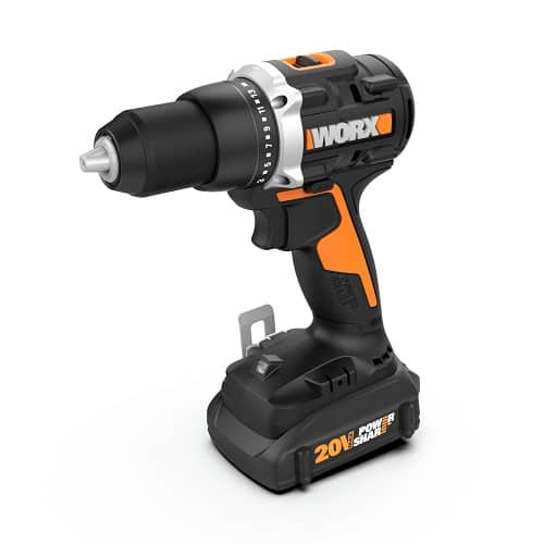 Worx 20V Power Share Brushless 1/2″ Drill / Driver WX102L