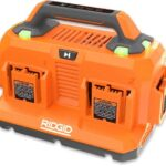 New Ridgid 18V Batteries, Chargers, and Lights