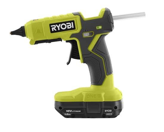 Ryobi 18V Dual Temperature Glue Gun P307