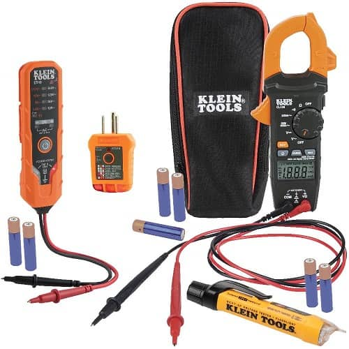 Klein Tools Launches Five New Electrical Test Kits